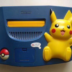N64 Console (Pikachu Edition)