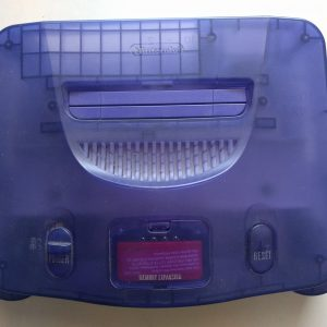 N64 Console (Purple Edition) includes Expansion Pak