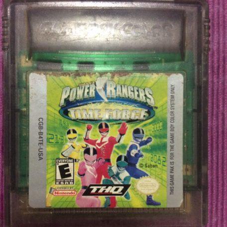 Power Ranger: Time Force