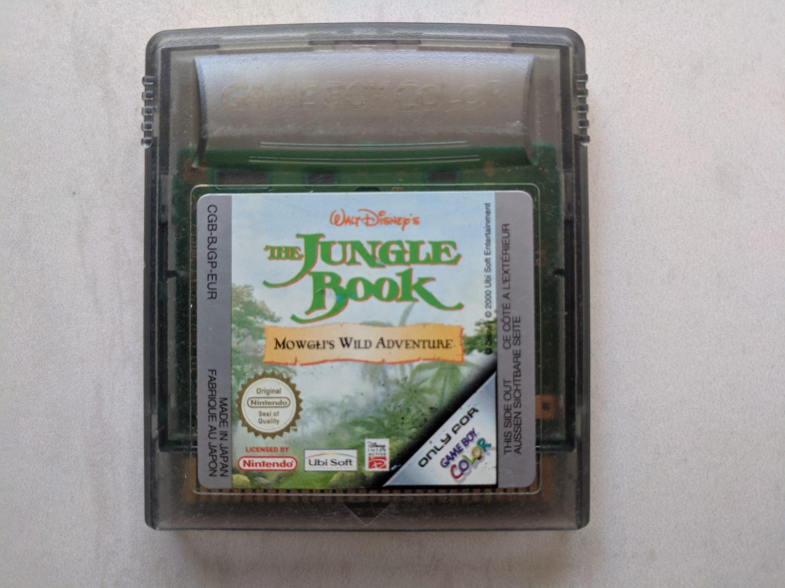 The Jungle Book: Mowgli's Wild Adventure