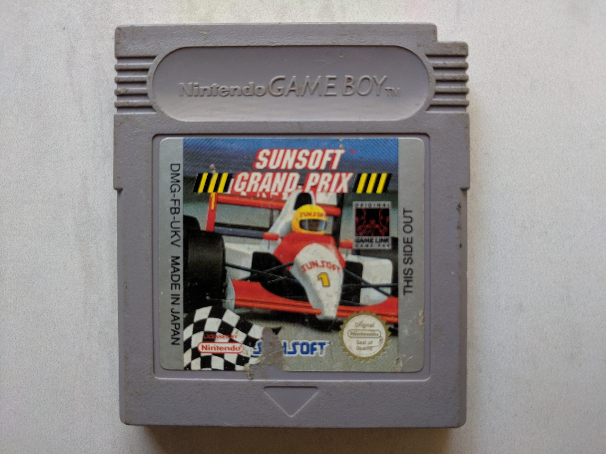 Sunsoft Grand Prix