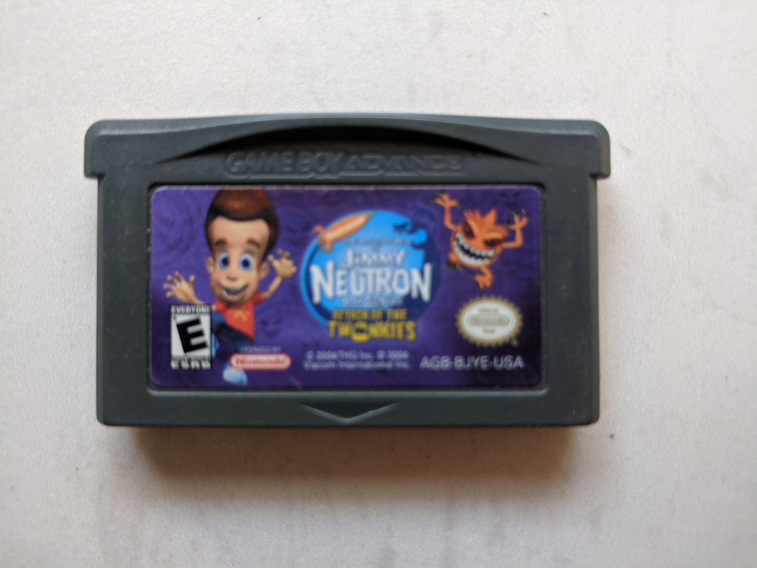The Adventure Of Jimmy Neutron Boy Genius: Attack Of The Twonkies