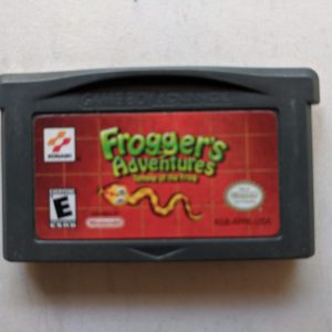 Frogger' s Adventures Temple Of The Frog