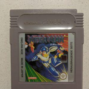 Megaman Dr Wily's Revenge