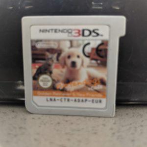 Nintendogs And Cats: Golden Retriever