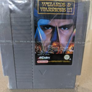 Wizards And Warriors 3 (AUS)